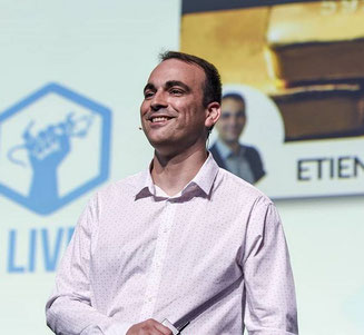Etienne Brois, entrepreneur