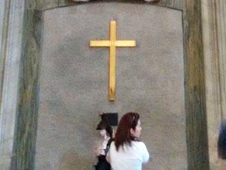Святая дверь в Ватикане