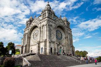 Wallfahrtskirche Santa Luzia