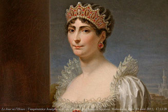 Empress Josephine Bonaparte and her Cameos (flickr, picture by Renaud Camus)