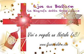 Vivi e regala un Natale LaB!