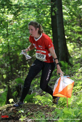 Foto by Rémy Steinegger; Copyright by swiss orienteering 2016