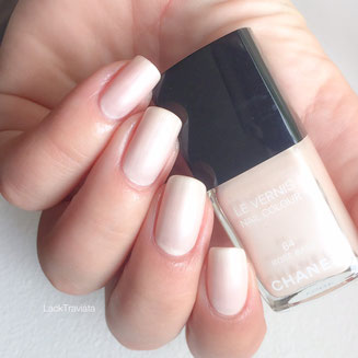 SWATCH CHANEL ROSE BABY 64 by LackTraviata