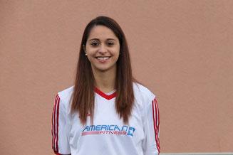 Laura Lumia erzielte in der laufenden Saison bereits 16 Treffer in der Landesliga Rhein-Neckar II
