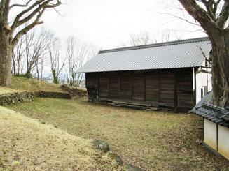 東町歌舞伎舞台(日吉神社境内)