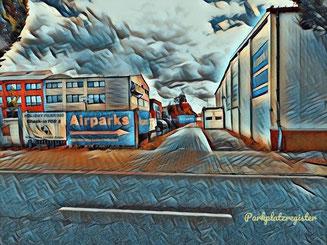 bremen airport parking
