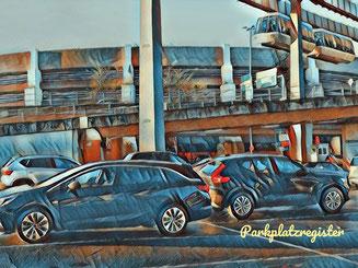 parken p22 düsseldorf