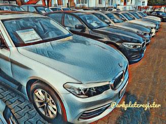 parken p6 düsseldorf