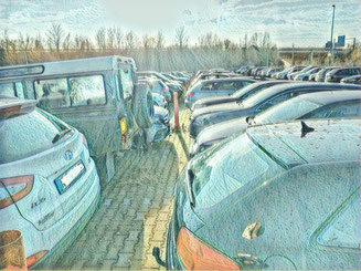 parken im flughafen frankfurt