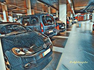 parkplatz am flughafen frankfurt