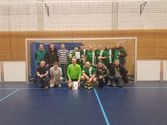 """Mannschaftsbild Bärenklau I und Bärenklau """"Legenden"""""""