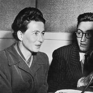 Simone de Beauvoir interview