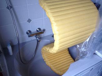 Luftmatratze Isomatte Waschen