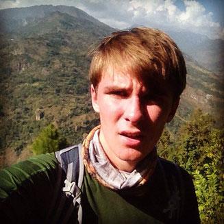 Wandern Jugendlicher Himalaya Nepal