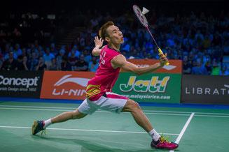 Lee Chong Wei (Bild: Bernd Bauer)