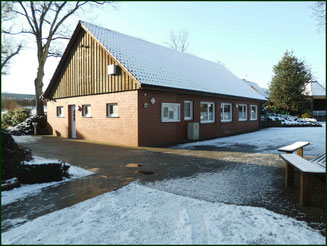 Schützenhaus im Winter 2015