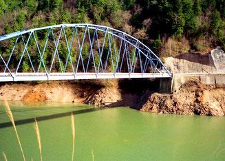 dekorative Brücken-Konstruktionen