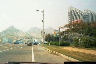 Qindao - vor 10 Jahren noch ein verschlafenes Fischerdorf