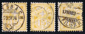 CH 57  Mi.Nr.: 49