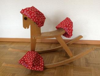 Mützenparade mit Pferdchen