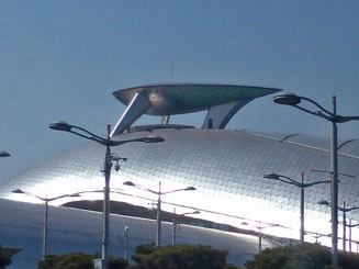 Incheon Airport architecture