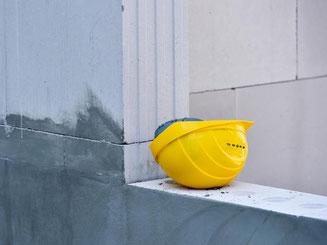 Die Baubranche verzeichnet weniger Aufträge. Foto: Patrick Pleul