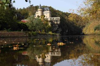 Château de Belcayre, Thonac