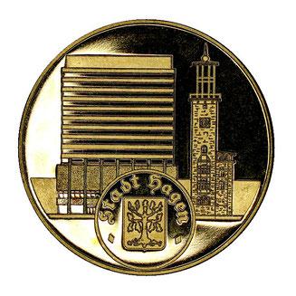 Goldmünze Hagen