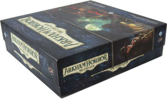 folded space insert organizer arkham horror the card game LCG foamcore