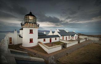 Außenansicht Clare Island Lighthouse