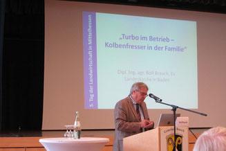 Rolf Brauch, KDL der Ev. Landeskirche in Baden