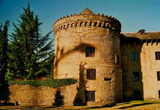 die Festung Villafranca