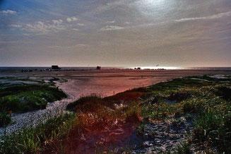 faszinierende Strand-Durchblicke