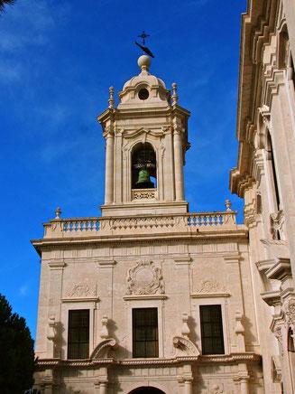 Barock-Kirche auf dem Burg Berg