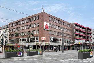 Somnsoll es dann in derv Hochstraße werden - Foto: Pressestelle Stadt Gelsenkirchen