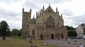 Exter: la Cattedrale