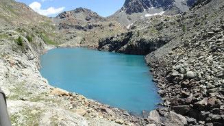 Lago Pirola - Valmalenco