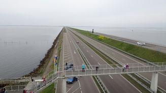 La diga di Afsluidijk