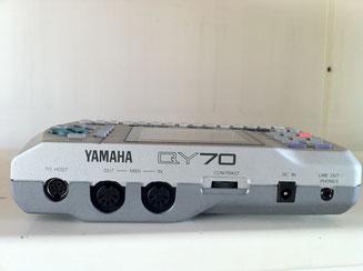 Yamaha QY70, un sequencer dotato di tastiera polifonica - r12