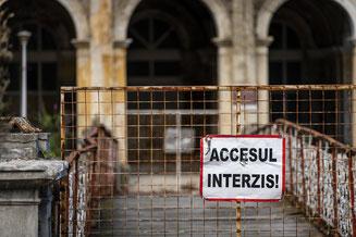 accesul Interzis - access prohibited