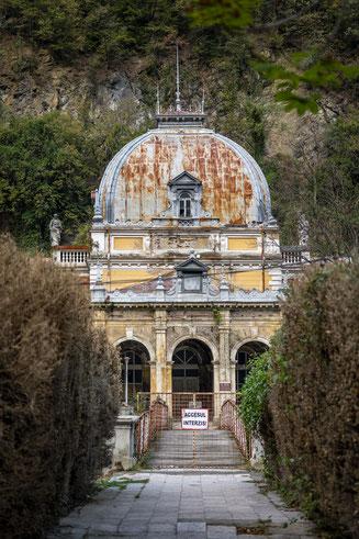 Băile Neptun / Herculane / Romania