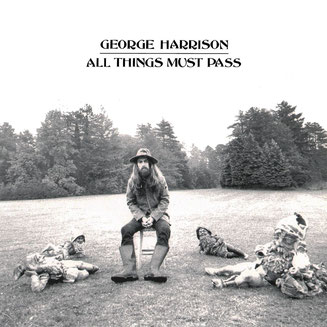 George Harrison / All Things Must Pass (1970)