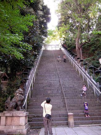 愛宕神社【DATA】東京都港区愛宕1−5−3