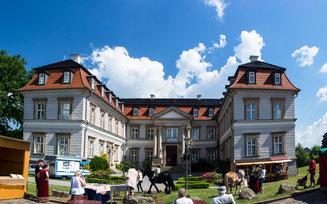 Bild: Schloss in Neustadt-Glewe