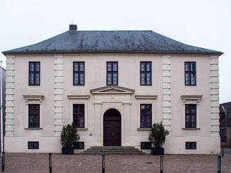 Bild: Rathaus von Bad Segeberg