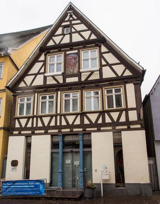 Bild: Haus am Marktplatz in Aalen