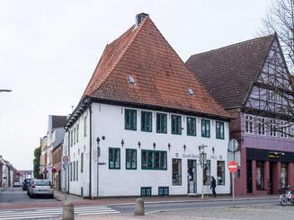 Bild: Die Stadtbäckerei in Glückstadt