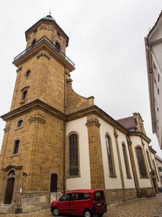 Bild: Evangelische Stadtkirche von Aalen