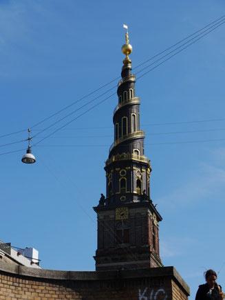 Bild: Vor Frelsers Kirke - Erlöserkirche in Kopenhagen