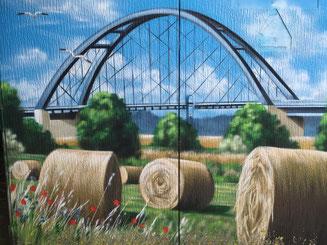 Bild: Fehmarnsundbrücke